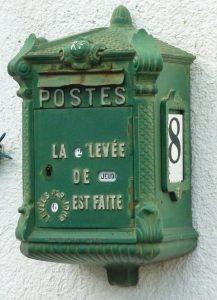 Briefkasten 2