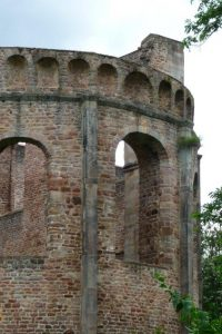 Stiftsruine in Bad Hersfeld