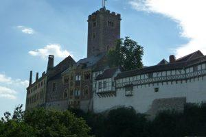 Die Wartburg in Eisenach